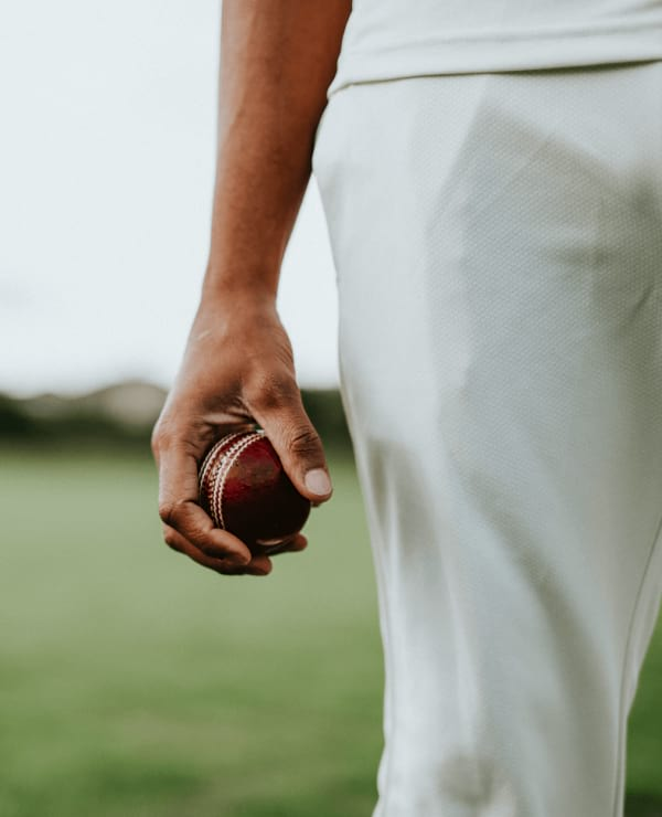 Bookable cricket nets and facilities