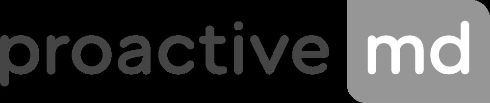 proactiveMD logo
