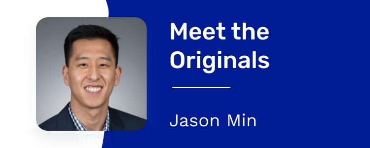 Meet The Originals: Jason Min