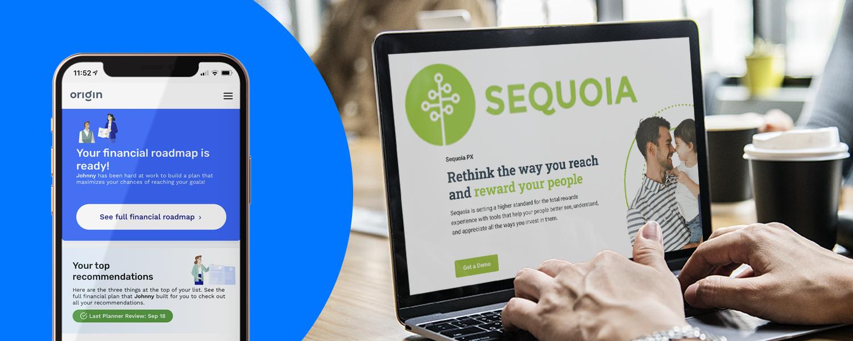 Sequoia taps Origin to provide financial wellness across their ecosystem