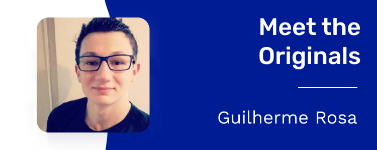 Meet The Originals: Guilherme Rosa