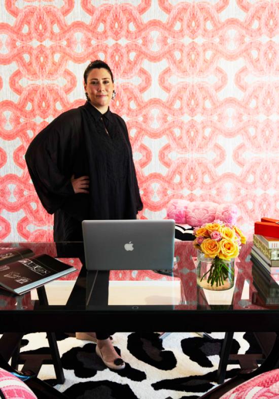 Danielle Langlois, Interior Designer