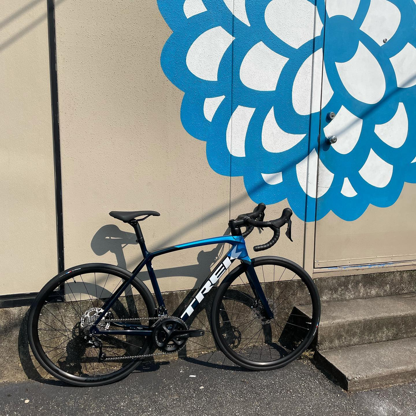 This new beauty came in yesterday! Trek Emonda SL5 54cm. Come in for a test ride. #trekbikes
