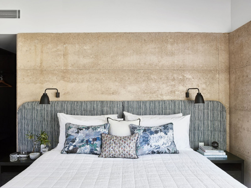 Above: Langlois Design | Byron Bay Residence
