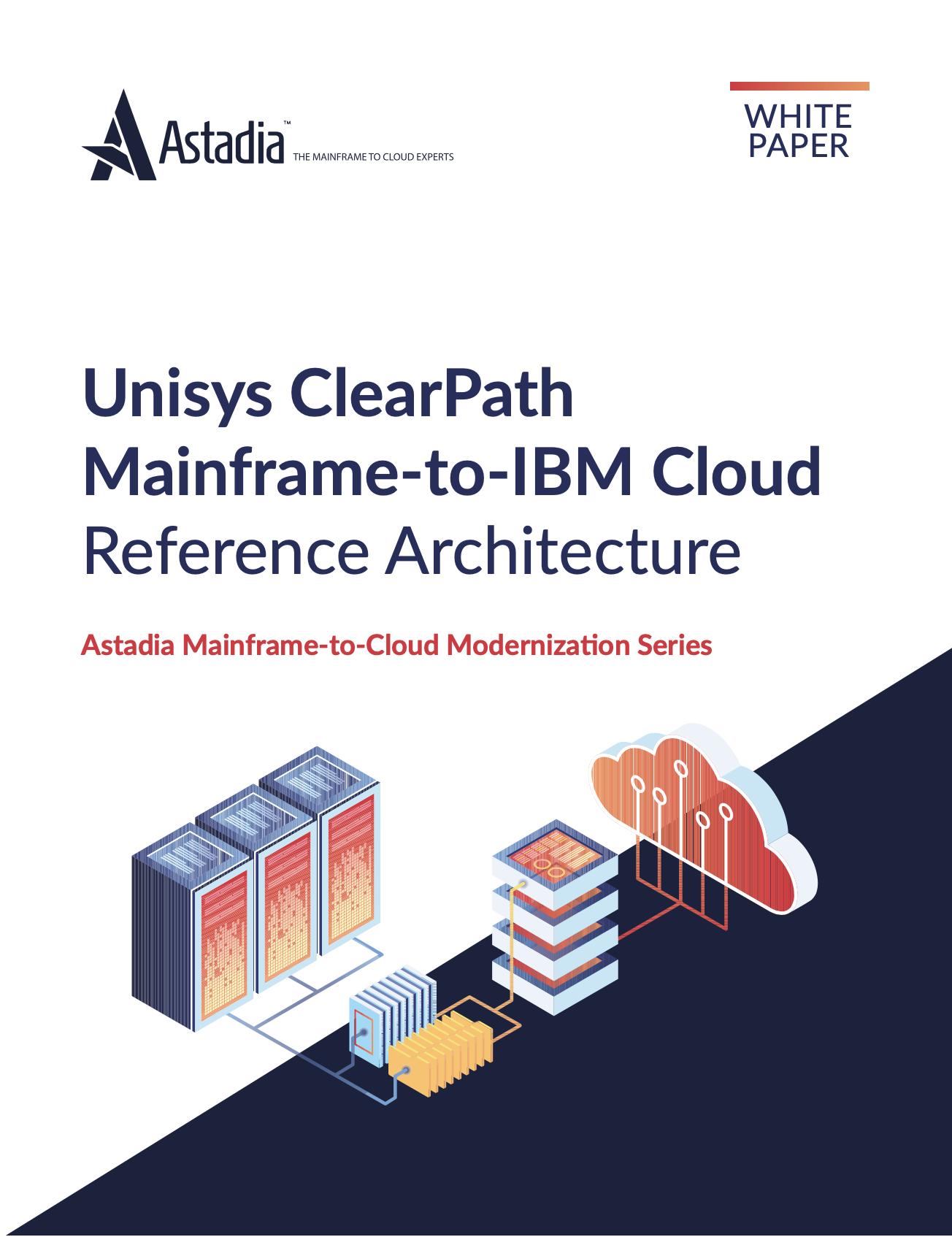 Unisys Mainframe to IBM Cloud