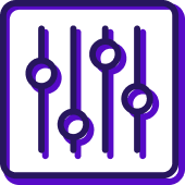 Card Controls Icon