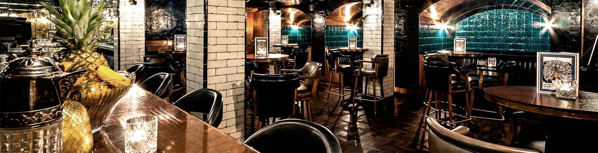 Hawksmoor restaurant