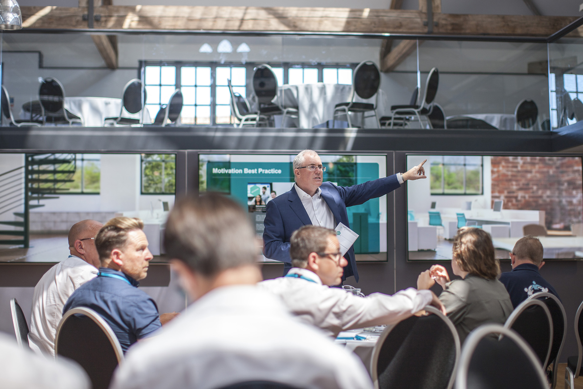 UK Power Networks at Best Companies Managerial Engagement Workshop Presentation