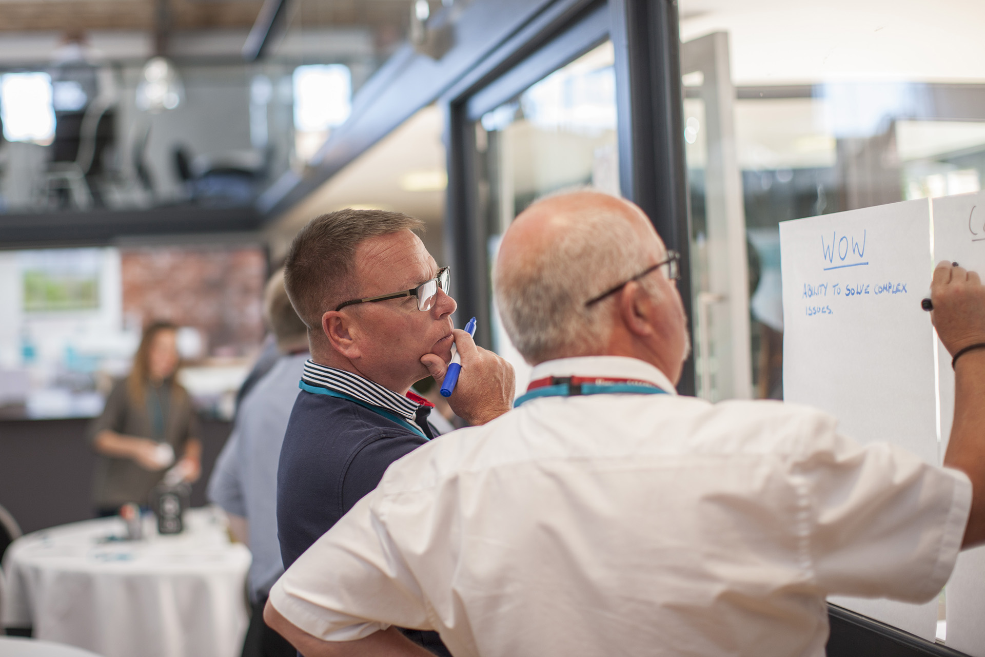 UK Power Networks at Best Companies Managerial Engagement Workshop Break-out Session