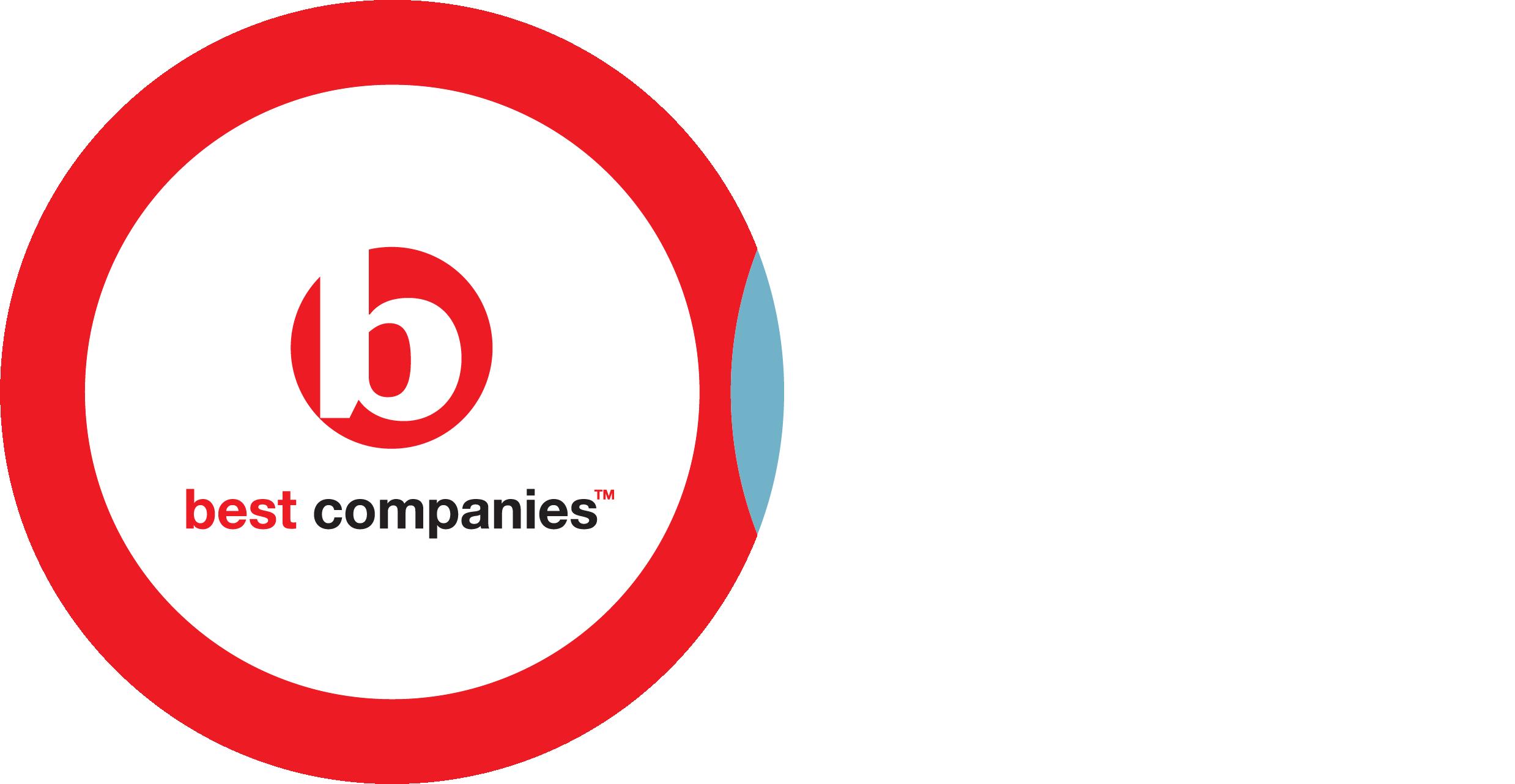 Round Best Companies logo