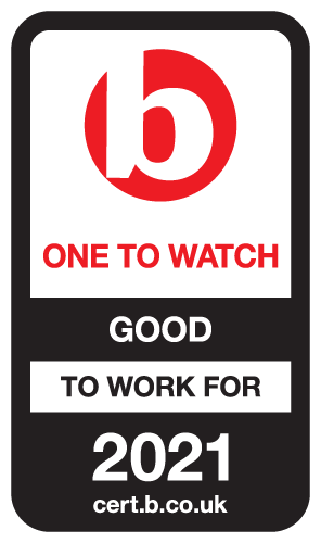 Best Companies Accreditation One to Watch Good