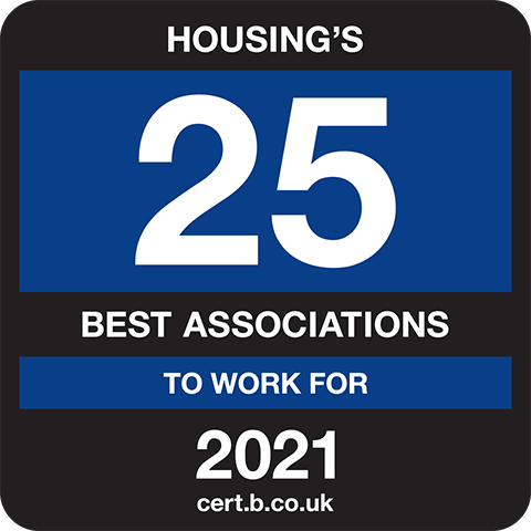 Housing's 25 Best Companies to Work For 2021 Logo