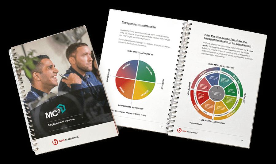 Engagement workshop journal