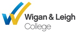 Wigan and Leigh College logo