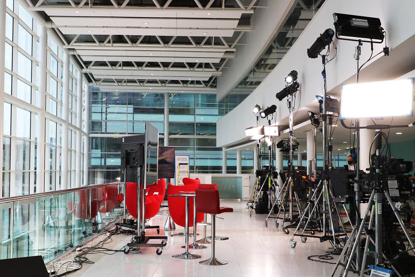 Best Companies Live Engagement Event Set at Media City