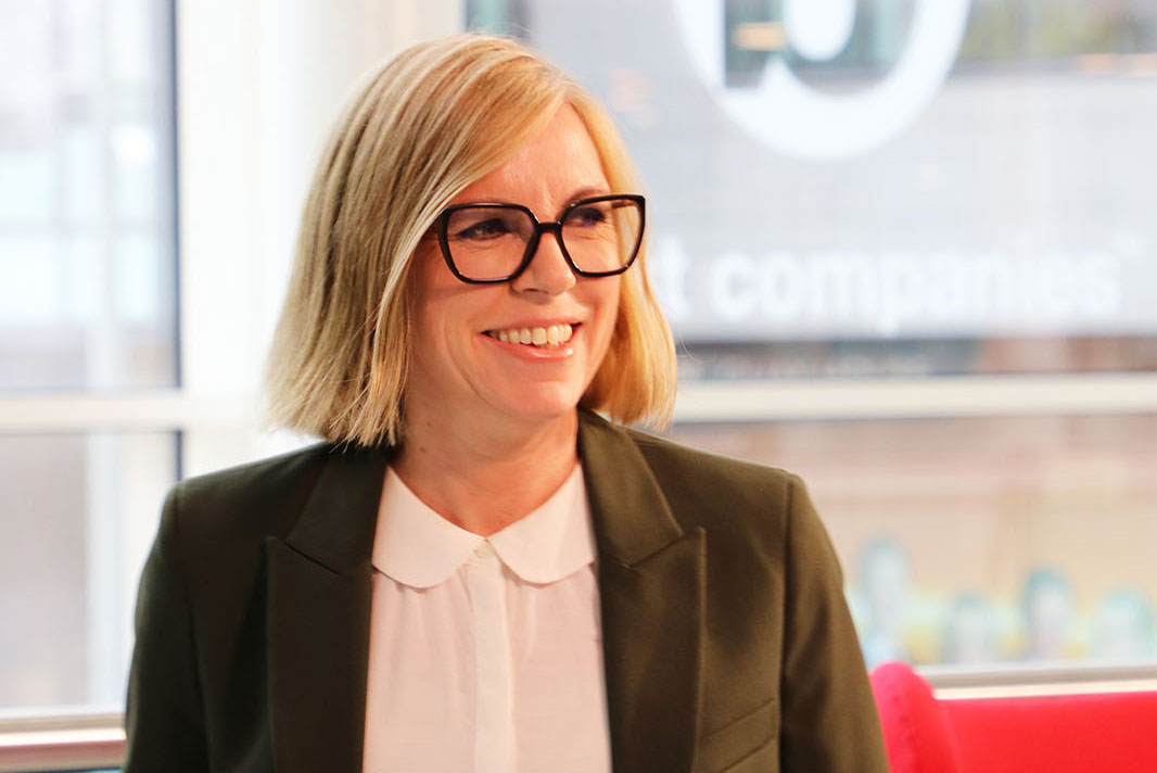 Camelot UK Lotteries People Director Rachel King at Best Companies Live