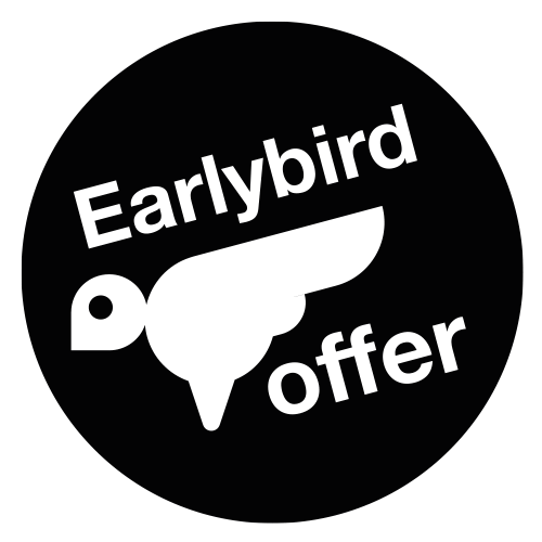 Earlybird offer logo