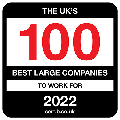 Best Companies to Work For National list logo