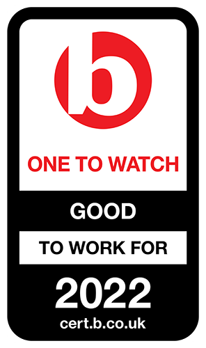 Best Companies Good Accreditation logo