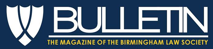 Birmingham Law Society Bulletin Magazine logo