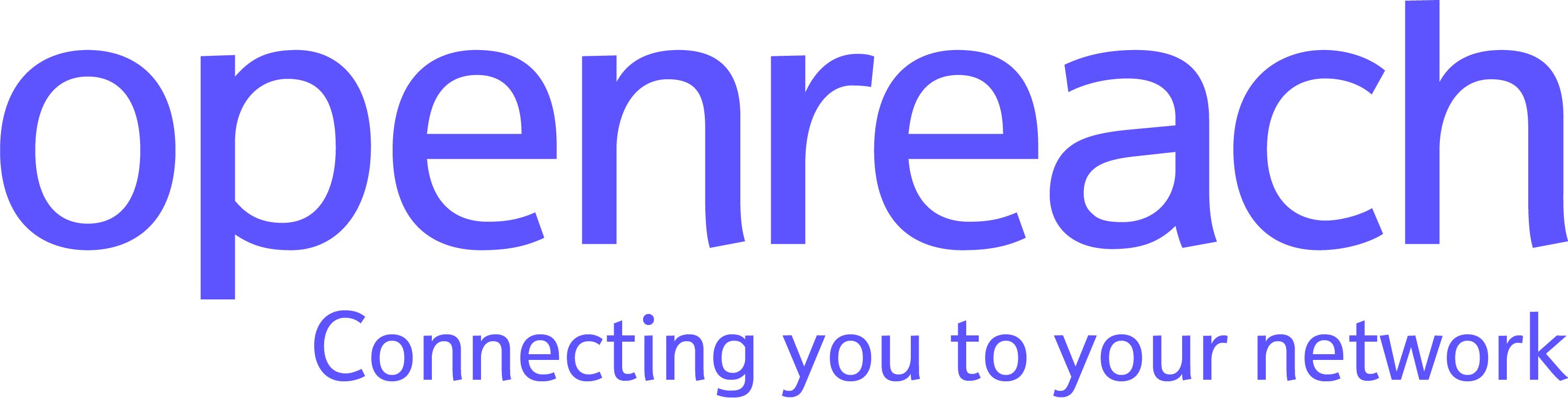 Openreach company logo