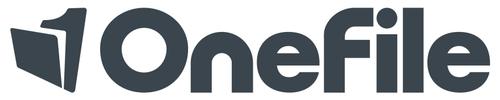 Onefile company logo