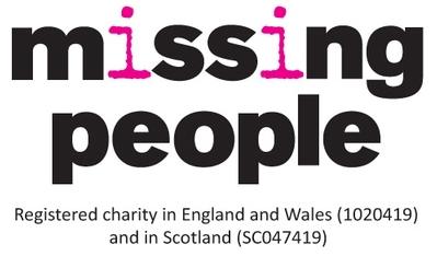 Missing People company logo