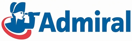 Admiral company logo