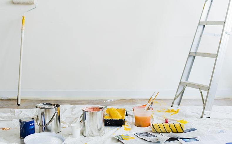 Dzīvokļa remonts un mazs budžets: seši padomi, kas lieti noderēs