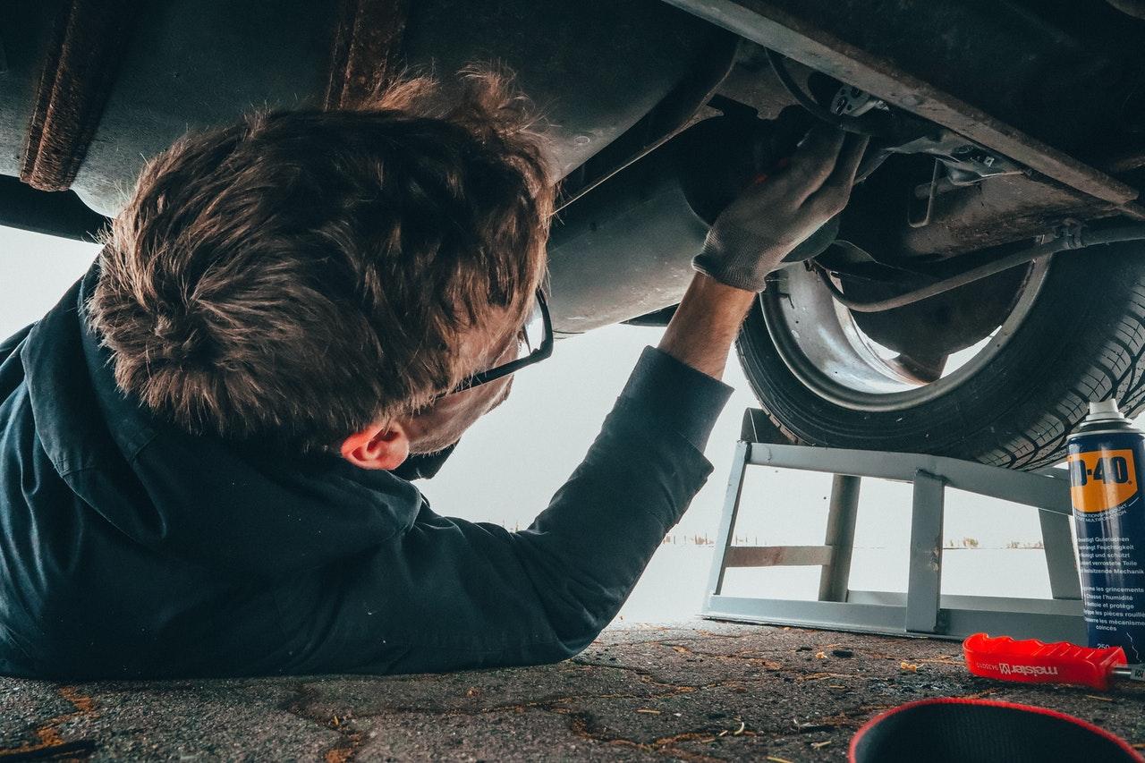 Auto remonta izmaksas šķērsgriezumā