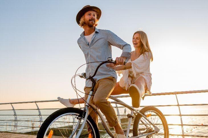 3 soļi, kā izvēlēties velosipēdu