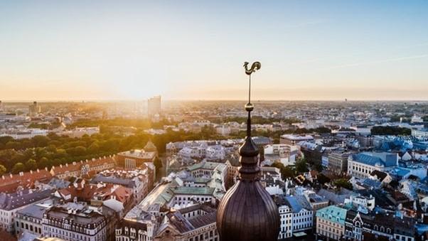 10 самых красивых мест для путешествий по Латвии   Ondo.lv/ru