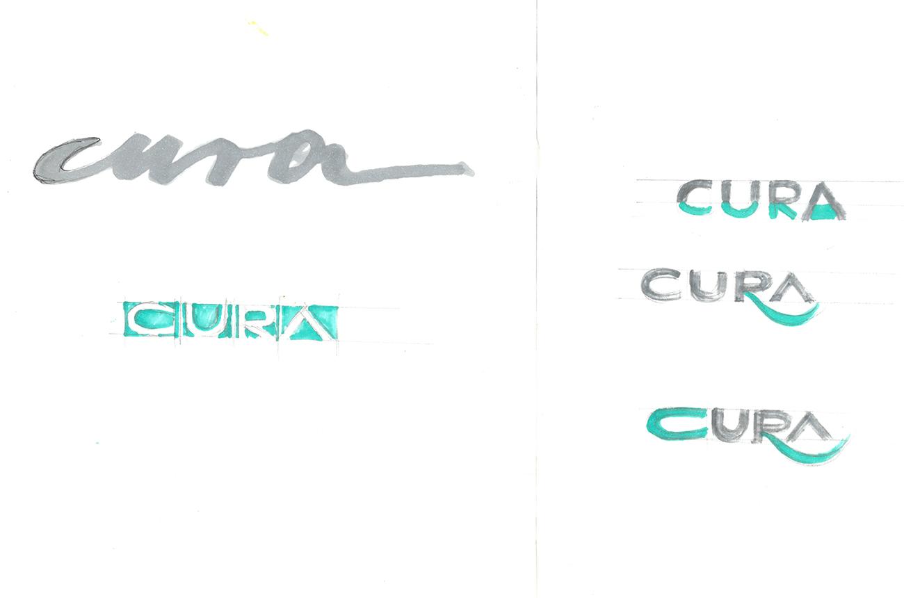 Entwurf Logo Cura