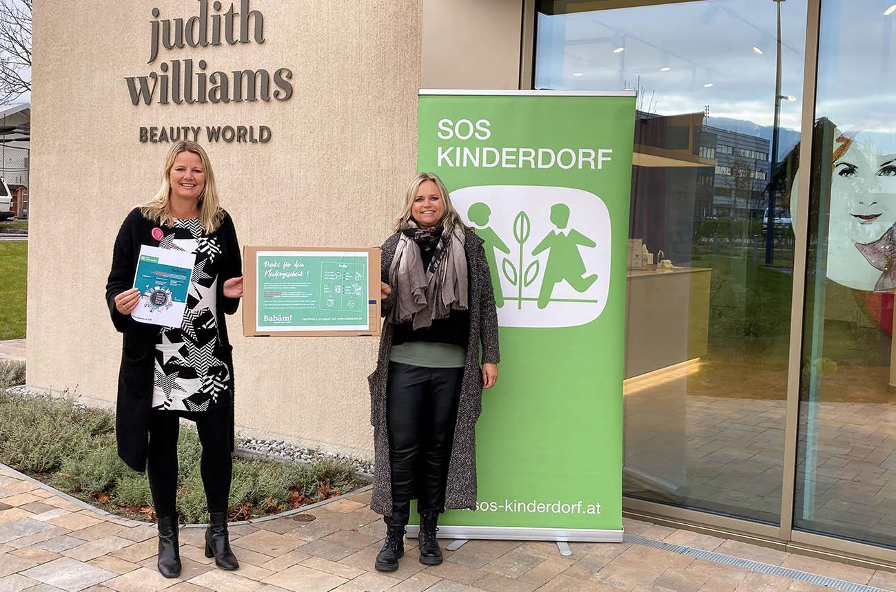 Babäm - Kleider-Spendenaktion für SOS Kinderdorf