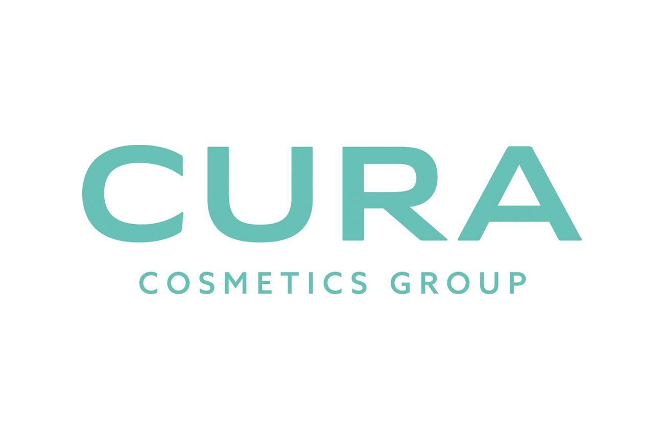 Logo CURA COSMETICS GROUP