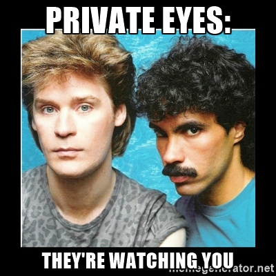 Image of Hall and Oates