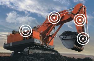 Mining Excavator Arm Geometry System