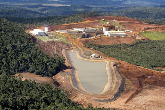Image of Ambatovy mine.