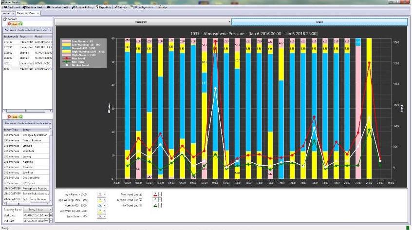 Screenshot of Readyline