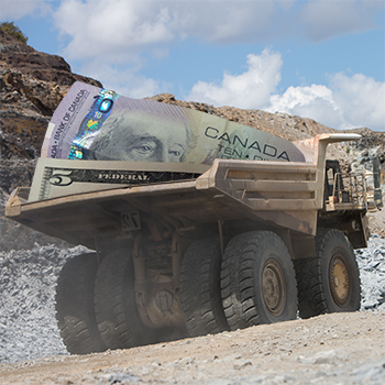 Cost-saving systems for open pit mining