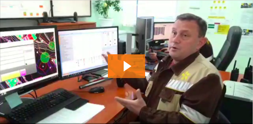 Wenco Optimizes Performance at Polyus Natalka (Video Report by Vesti-Magadan)