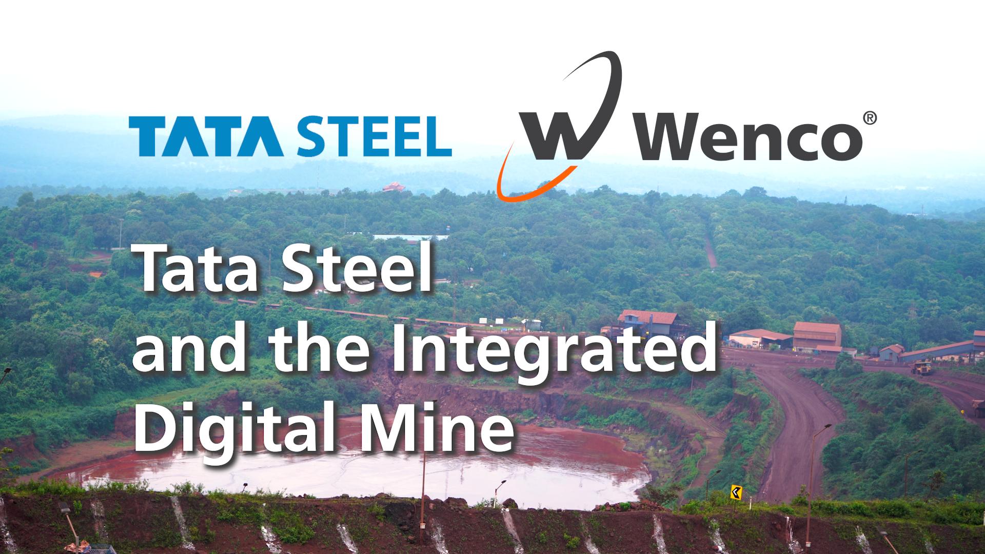 Tata Steel and the Integrated Digital Mine