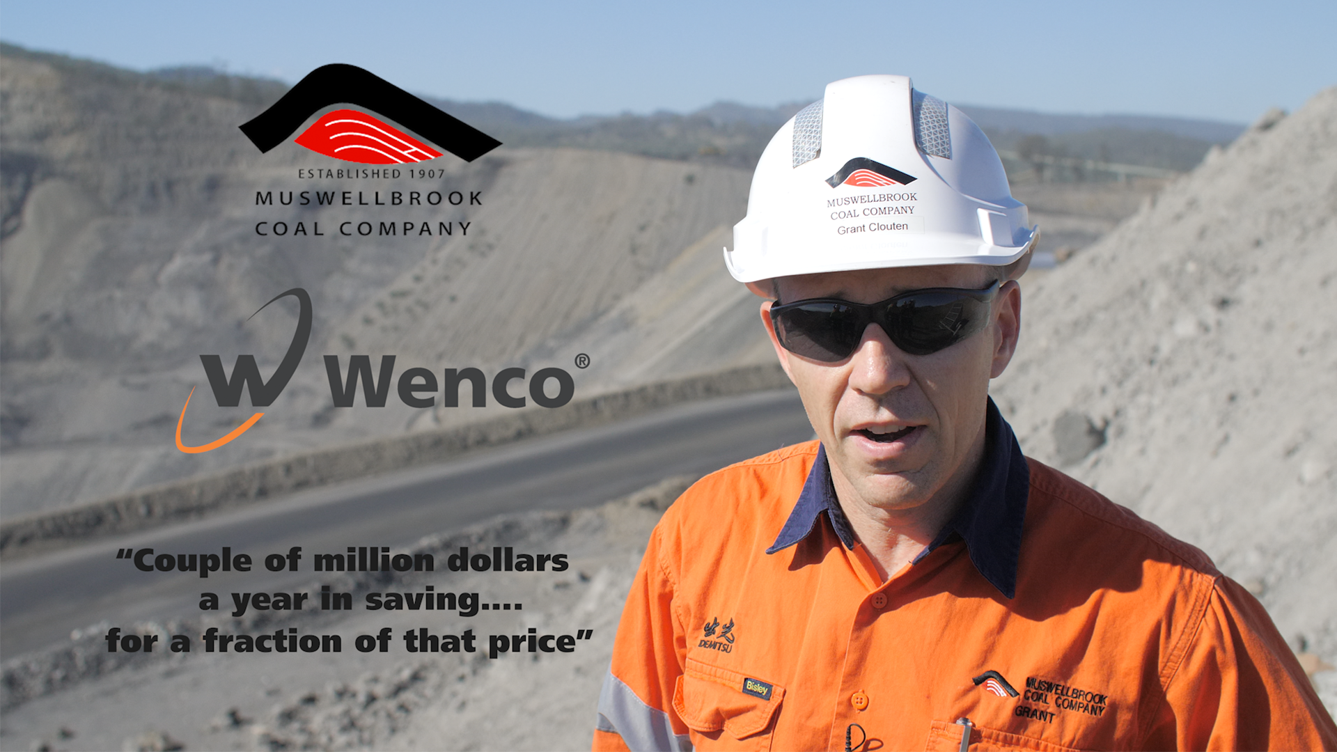 Muswellbrook Coal Saves Millions of Dollars with Wenco FMS