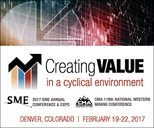 Itching to know more about the real advantages of mining technology? Swing by the Colorado Convention Center next week for our series of presentations at the SME Annual Conference & Expo, happening in Denver, Colorado.