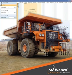 A Wenco client site in Alberta, Canada, has seen exceptional results while using Fuel Dispatch. Since January, a key operator in the Canadian oil sands has experimented with Wenco Fuel Dispatch, the automated fuel dispatching add-on to the Wencomine fleet management system.