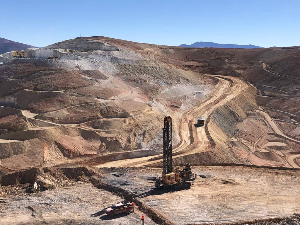 Wenco International Mining Systems is pleased to announce our successful bid to provide fleet management and supplementary mining technology at Gold Fields Limited's forthcoming Salares Norte site in Chile.