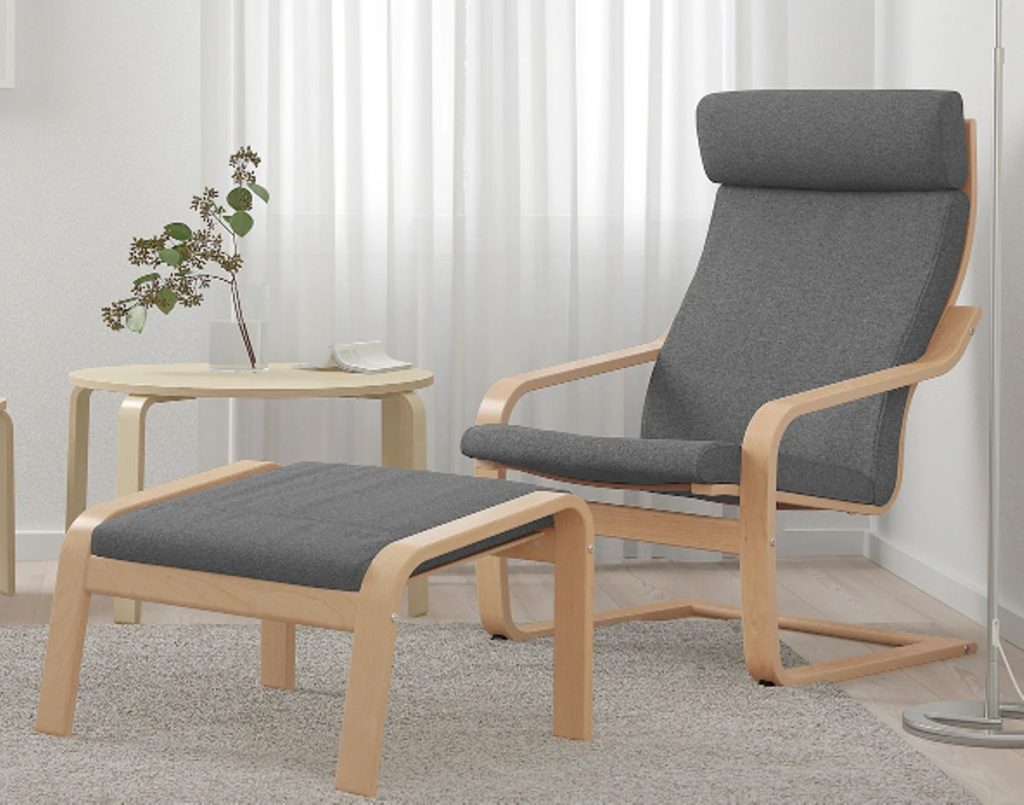 Poang Chair - Best Ikea Products To Buy