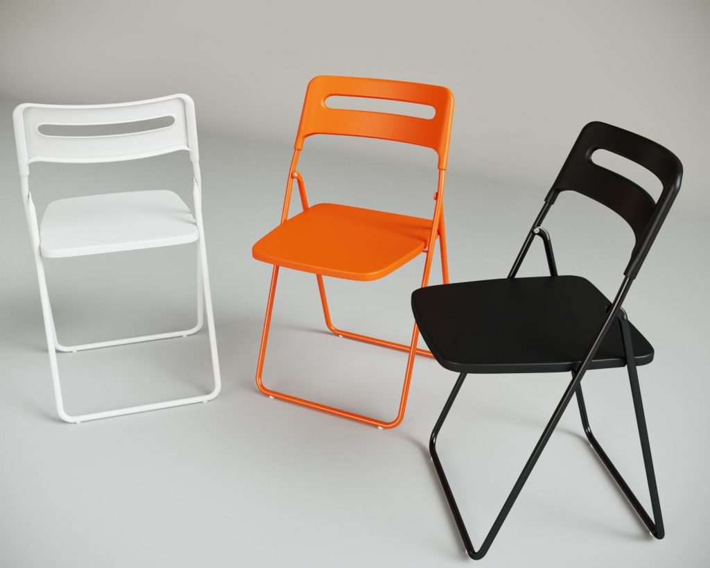 Nisse Folding Chair - Best Ikea Products To Buy