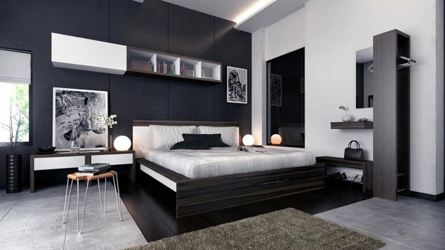 modern-gray-bedroom