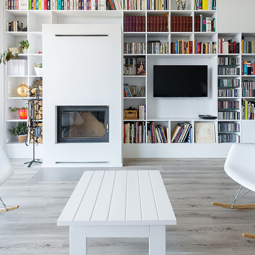Most bookworms we know dream of having a space where they can escape from the world with a good book. Though home libraries may sound like a thing of the past, there's no reason why you can't create one of these areas in your own home.